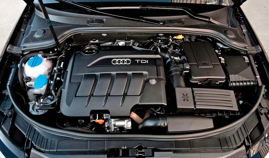 Photo of Audi A3 TDI elaborazione elettronica