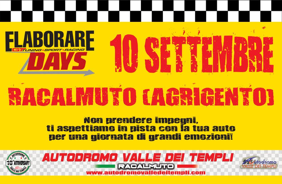 Photo of Elaborare Day Modena 2017 info