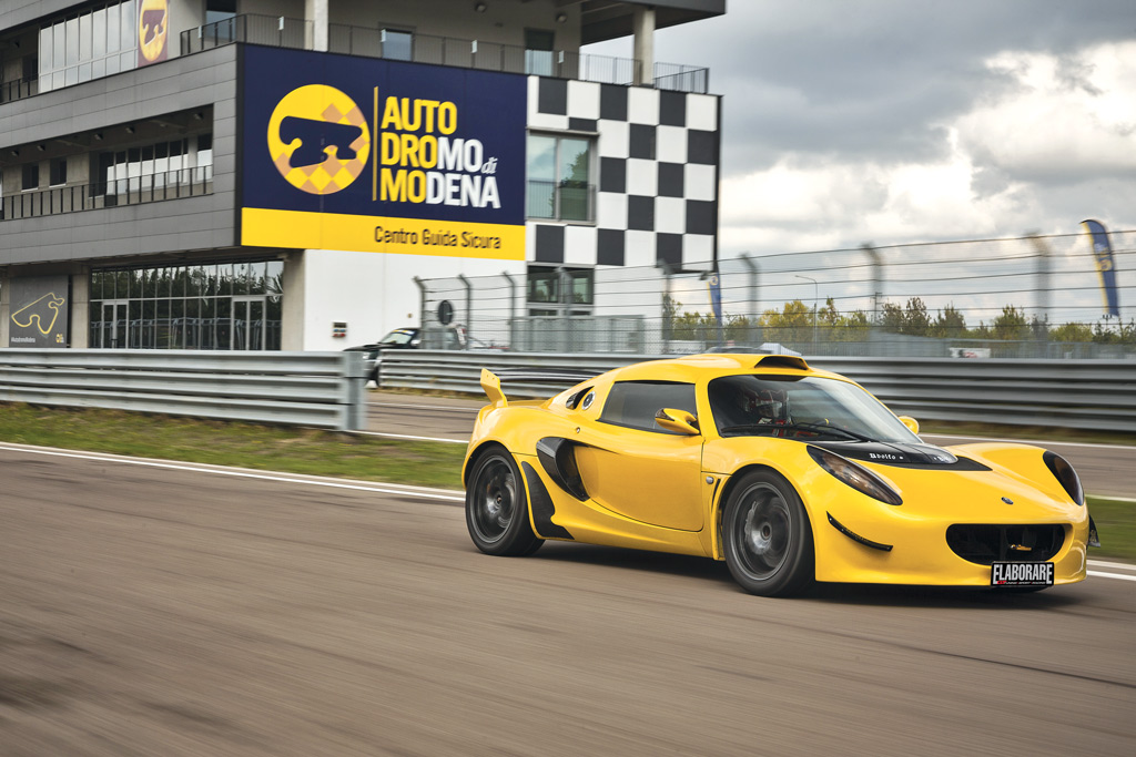 Photo of Lotus Exige preparazione  218 CV