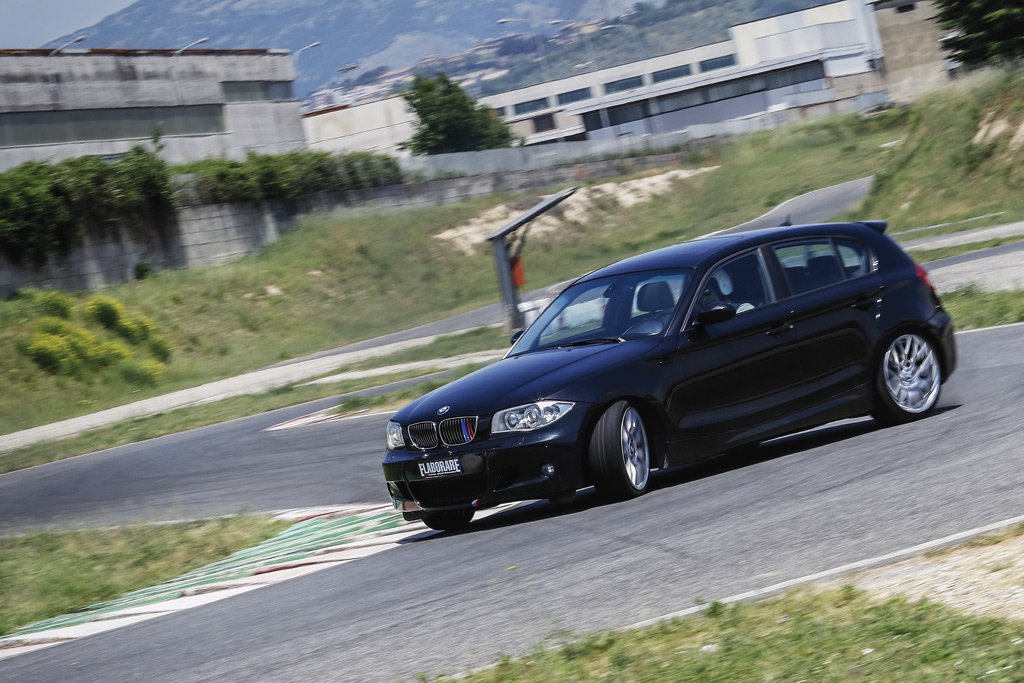 Photo of BMW 120d preparazione 218 CV