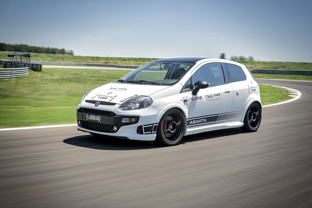 Photo of Abarth Grande Punto preparazione 272 CV