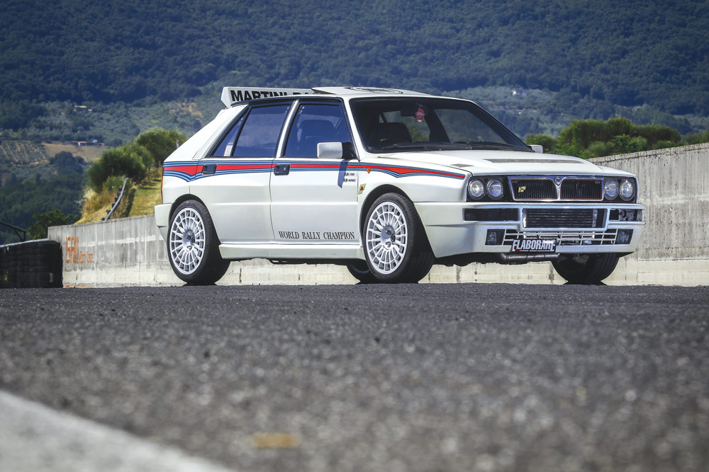 Photo of Lancia Delta Integrale 16V preparazione 425 CV
