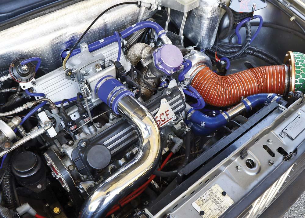 Photo of Fiat Uno Turbo 1300 elaborazione 330 CV!