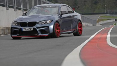 Photo of BMW M2 CSR top tuning 598 CV