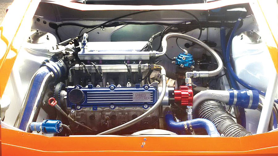 Photo of Fiat Uno Turbo elaborazione per gare di accelerazione