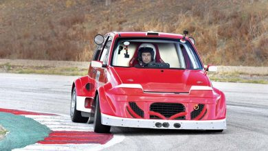Photo of Fiat Cinquecento Sporting Proto preparazione 180 CV