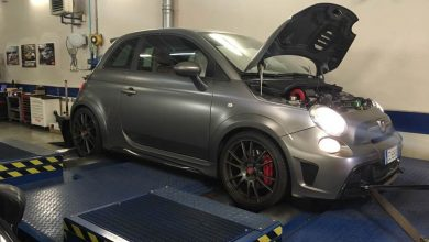 Photo of Abarth 695 Biposto elaborazione 220 CV