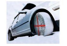 Photo of Calze da neve per pneumatici Autosock by Lampa