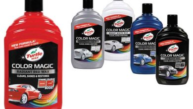 Photo of Turtle Wax Color Magic by Lampa