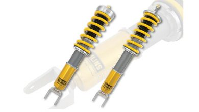 Photo of Sospensioni Öhlins per 124 Abarth by Andreani Group