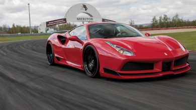 Photo of Ferrari 488 GTB N-Largo top car by Novitec Rosso