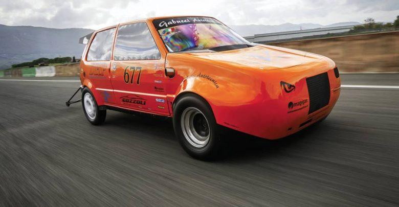 Fiat Uno Turbo 1.4