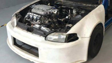 Photo of Honda Civic V6 Turbo elaborazione Bierre Racing