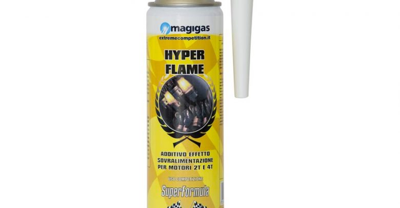 Hyper Flame by Magigas