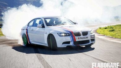 Photo of BMW M3 E92 preparazione 417 CV regina del traverso!