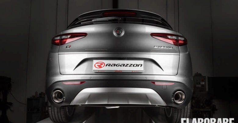Impianto scarico Ragazzon per Alfa Romeo Stelvio