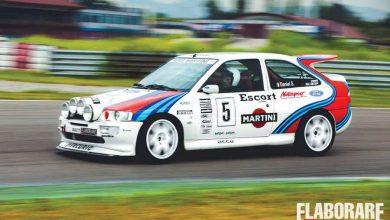 Photo of Ford Escort RS Cosworth preparazione 678 CV