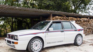Cerchi Rally Racing Lancia Delta Evoluzione
