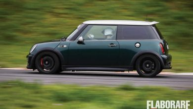 Photo of Mini Cooper S preparazione 265 CV belva da pista!