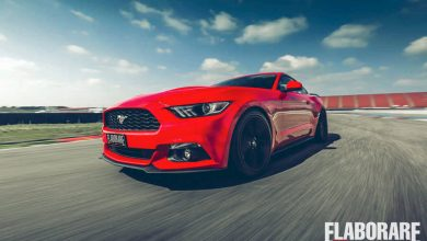 Photo of Ford Mustang preparazione 377 CV tuning tutto italiano