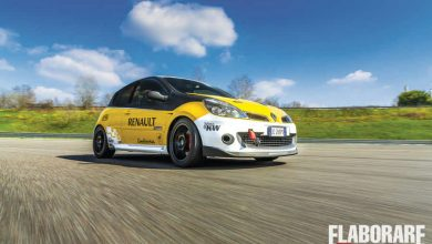 Photo of Renault Clio RS preparazione 305 CV con motore turbo Mégane per Time Attack!