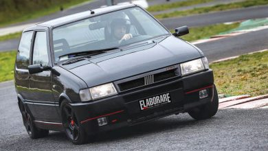 Photo of Fiat Uno Turbo elaborata con preparazione Gregori Motorsport