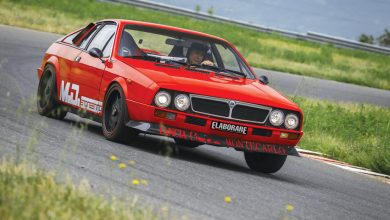 Photo of Lancia Beta Montecarlo elaborata con preparazione MD Engineering