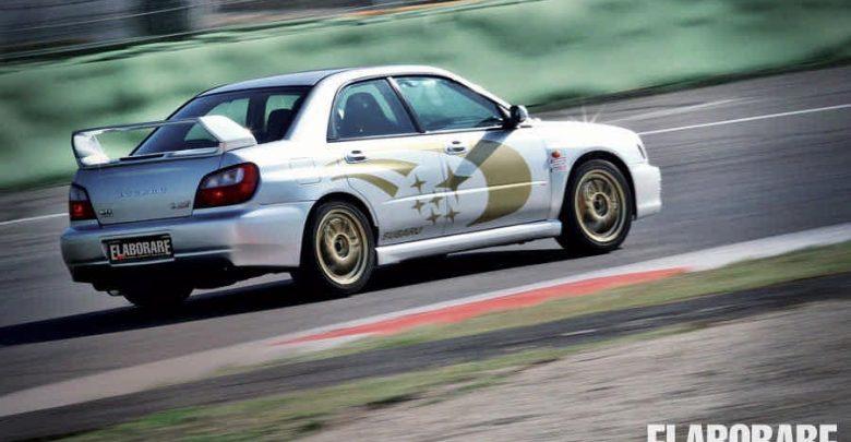 Subaru Impreza STi elaborate le più potenti e veloci provate in pista!
