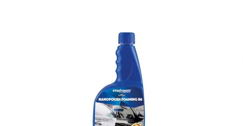 schiumogeno Nanopolish Foaming B6 by Fra-Ber
