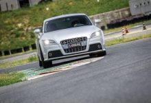Audi TTS 2.0 TFSI S-Tronic elaborata con preparazione Ecu-Tronika