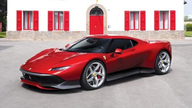 Photo of Ferrari SP38 Deborah elaborazione concept car