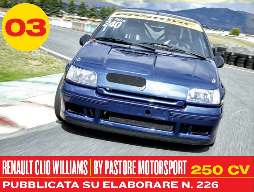 03_Renault Clio Williams