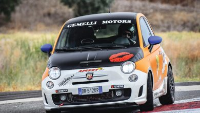 "Photo of Abarth 500 ""Speedy"" elaborata con preparazione Gemelli Motors"