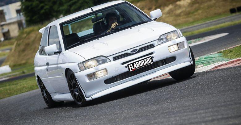 Ford Escort RS Cosworth elaborata con preparazione Al.Pe. 2 Motors