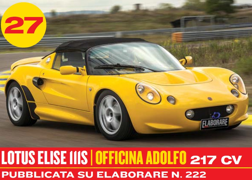 27_Lotus Elise 111S Officina Adolfo