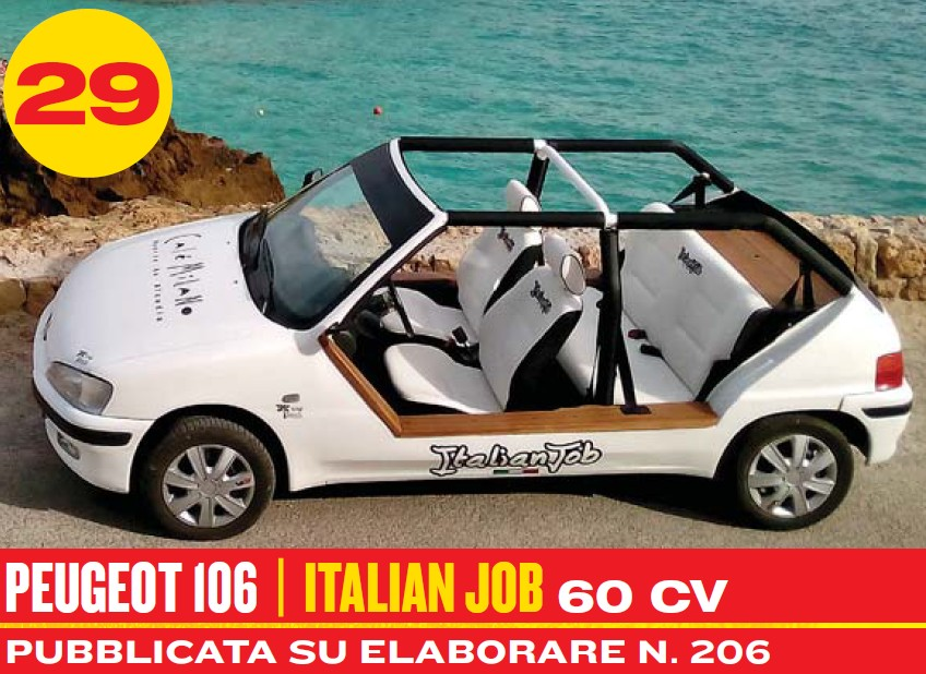 29_Peugeot 106 Italian Job