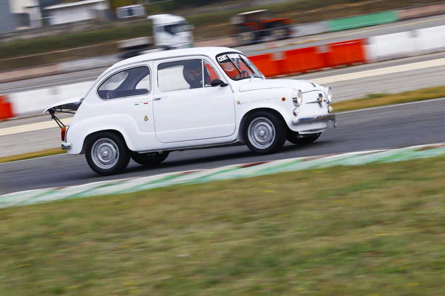Fiat Abarth 850 TC auto storica elaborata