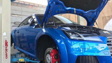 Photo of Audi TTS elaborata 472 CV con preparazione Abbasciano