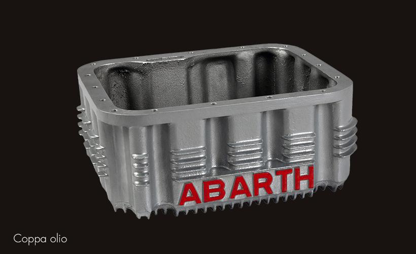 Coppa Olio Abarth 595