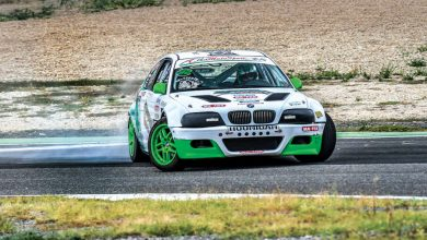 Photo of BMW 328 Ci elaborata 245 CV con preparazione per gare drifting AlbaMotorSport