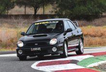 Subaru Impreza WRX elaborata 218 CV con preparazione Nitro Race
