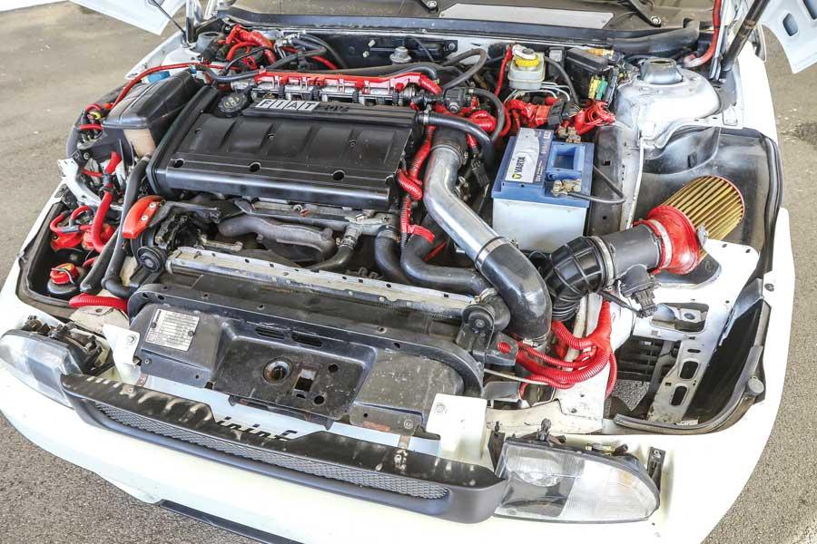 Fiat Coupé T20 elaborazione 300 CV con preparazione Max Racing