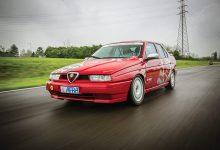 Photo of Alfa Romeo 155 Gruppo N auto storica elaborata con preparazione Scuderia del Portello