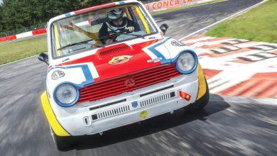 Photo of A112 Abarth auto storica elaborata con preparazione Scuderia Tricolore