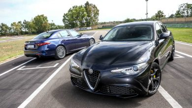 Photo of Alfa Romeo Giulia elaborate 233 e 244 CV con preparazione Autech