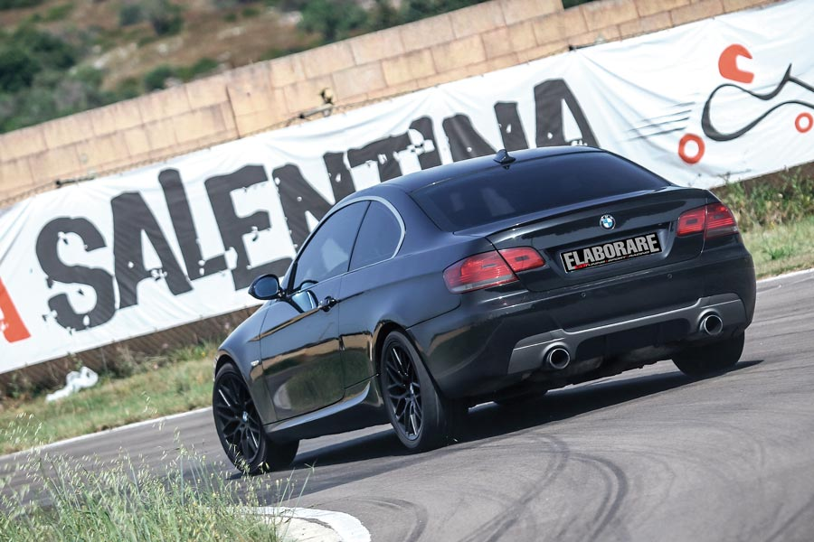 BMW 335i M Sport elaborata 410 CV con preparazione Maizza Autofficina
