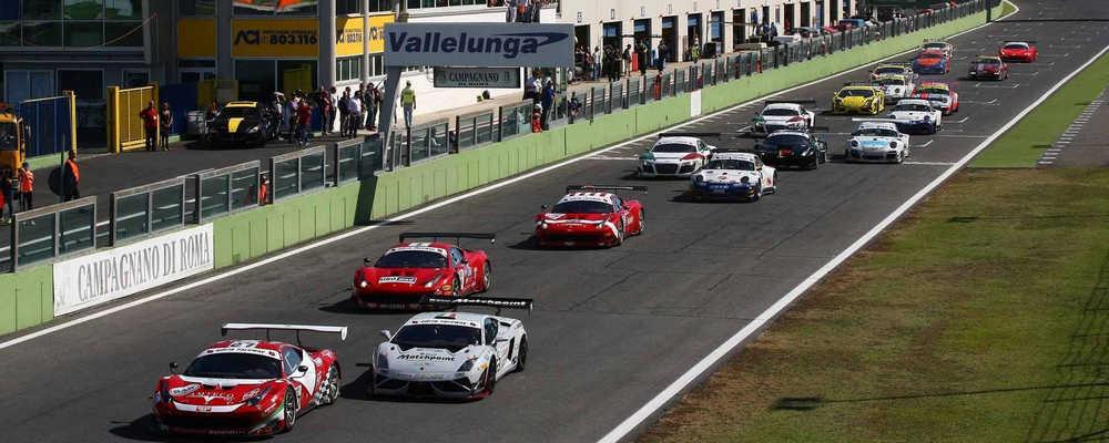 Autodromo Piero Taruffi di Vallelunga, la pista dei campioni