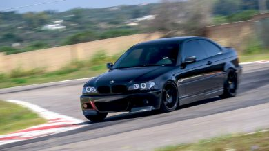 Photo of BMW 320d E46 coupé elaborata 190 CV con preparazione Officina Maizza
