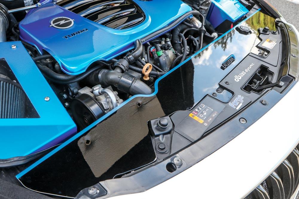 Opel Insignia 2000 Turbo elaborata 263 CV con preparazione Vittorio Adda