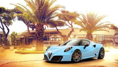 Photo of Alfa Romeo 4C Zeus top car elaborazione 351 CV